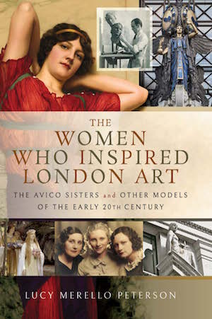 Women Who Inspired London Art Cover